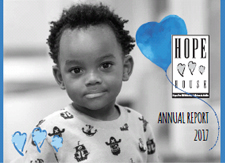 2016 Hope House Annual Report